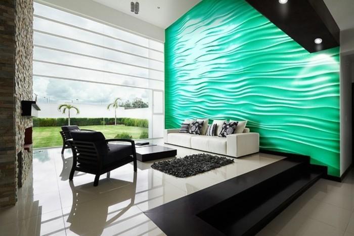 Les panneaux muraux o trouver votre mod le for Salon bien decore