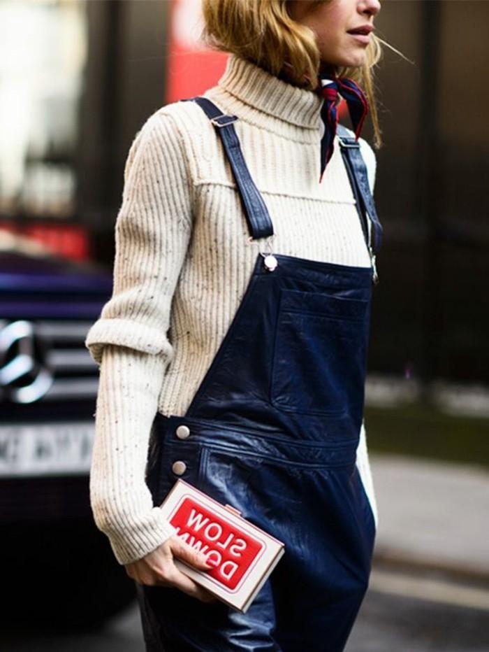 salopette-jean-femme-jupe-tenue-casuelle-tendance-automne