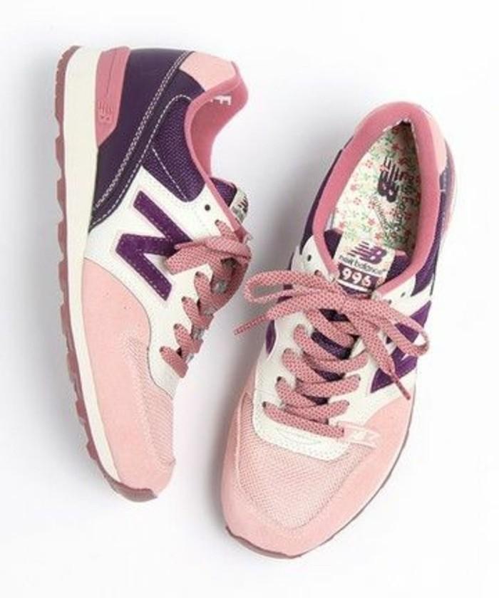 sneakers-femme-de-couleur-rose-pale-basket-rose-tendances-de-la-mode-femme