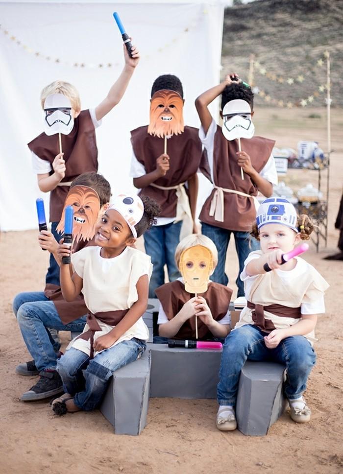 theme-anniversaire-gouter-d-anniversaire-festive-déco-les-enfants-aiment-star-wars