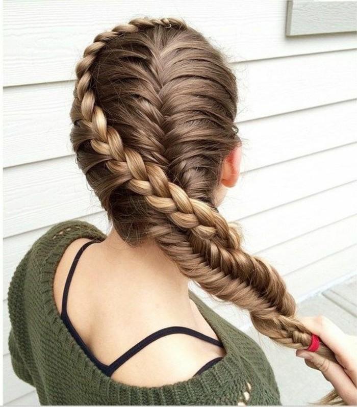 tresse-coiffure-coiffure-cheveux-attachés-coiffure-2016-femme-tendances