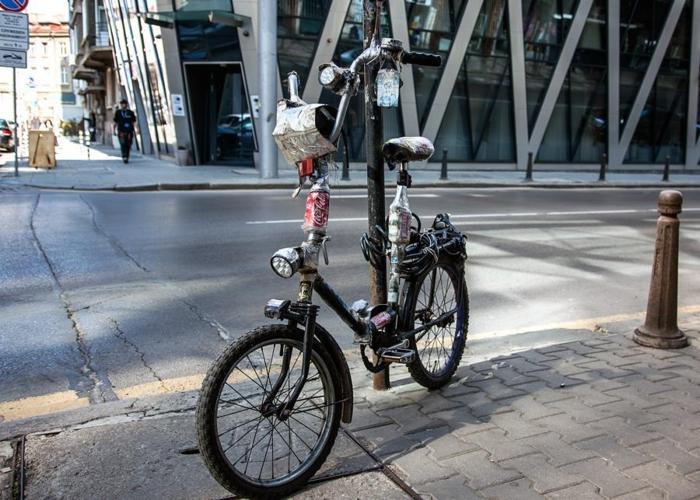 une-bicyclette-bulgarie-sofia-vacances-bulgarie