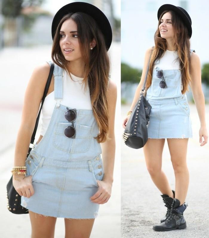 une-salopette-en-jean-robe-salopette-jean-femme-mignonne