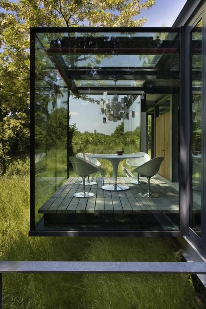 Comment agrandir sa maison quelques astuces en photos et vid os - Meubles pour veranda ...