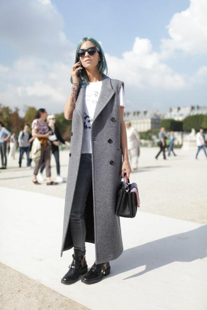 veste-long-sans-manche-femme-élégante-paris-fw