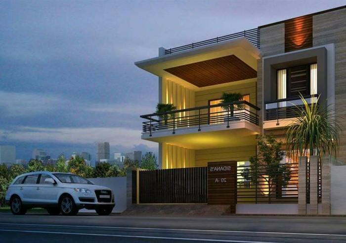 villa-contemporaine-maison-claire-toit-terrasse