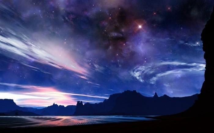 voir-les-étoiles-nuit-etoile-de-midi-actuelle-belle