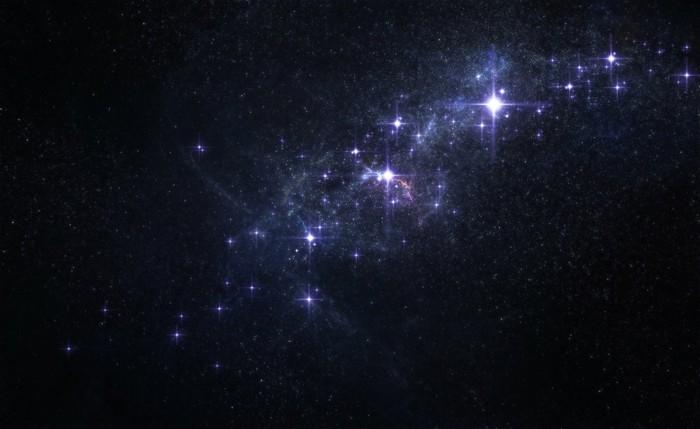 voir-les-étoiles-nuit-etoile-de-midi-actuelle-image