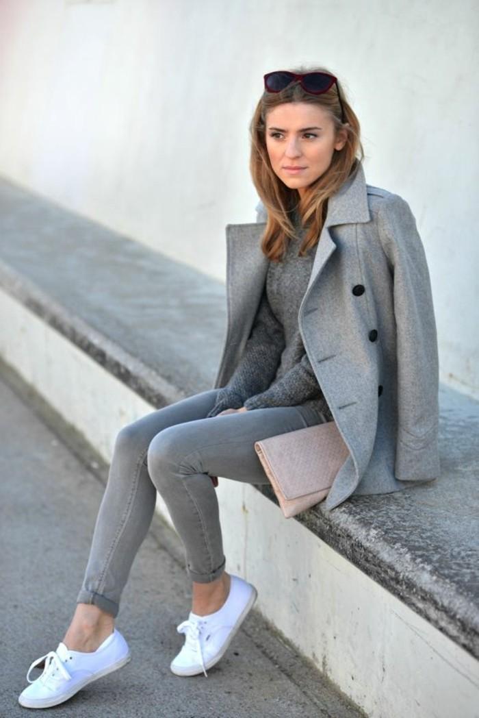 élégance-sandales-blanches-chaussure-blanc