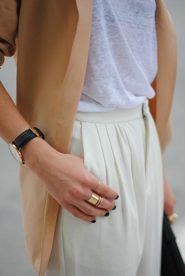 0-bien-s-habiller-femme-tendances-de-la-mode-printemps-ete-femme-pantalon-eleagant-t-shirt-veste