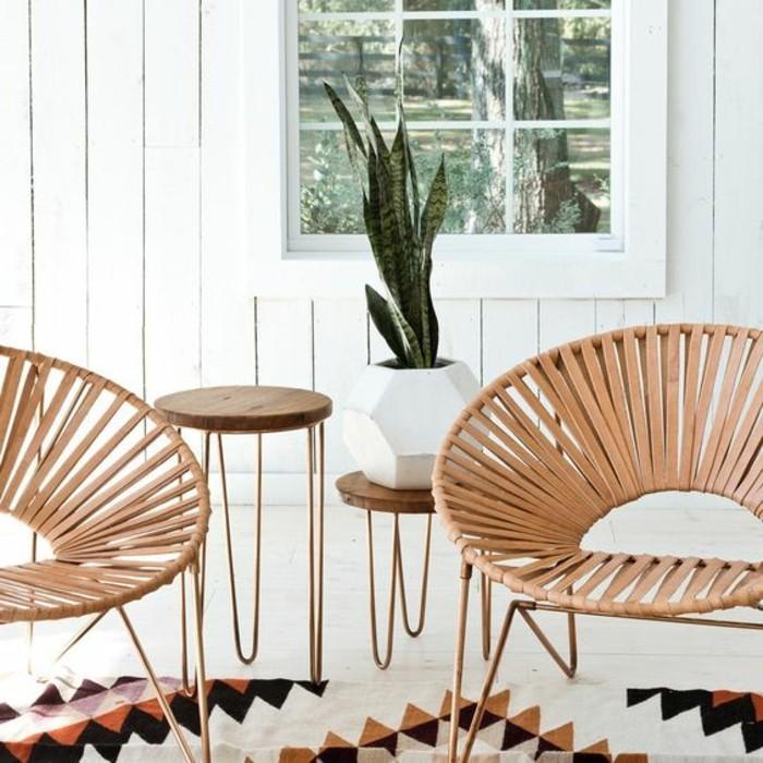 0-chaise-en-bois-clair-table-basse-d-appoint-en-bois-plantes-vertes-d-intérieur