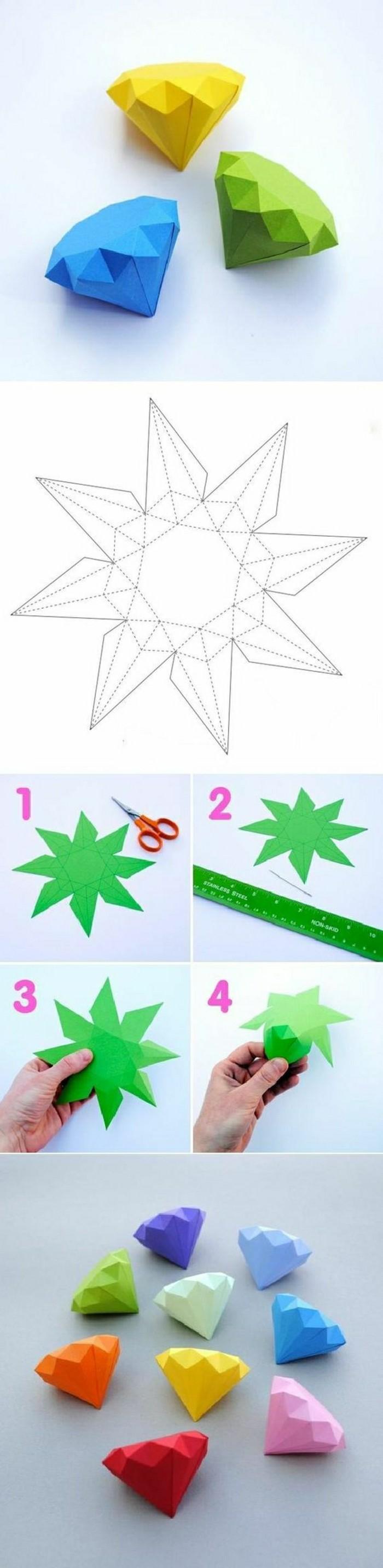 modele origami facile. Black Bedroom Furniture Sets. Home Design Ideas