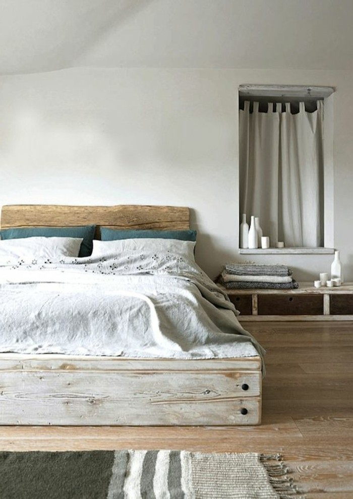 Chambre Coucher Rustique. Gallery Of Chambre Coucher Chne Rustique ...