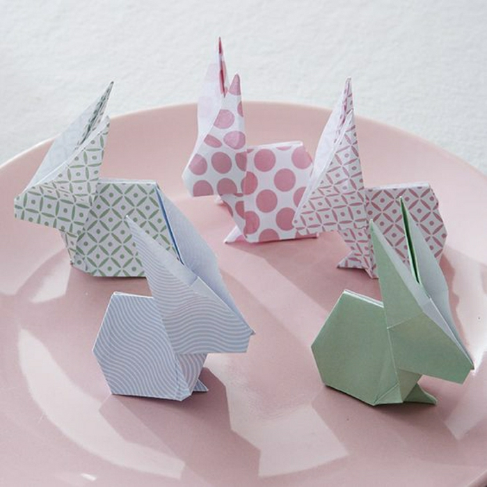 Comment faire un origami 55 id es en photos et vid os - Comment faire origami ...