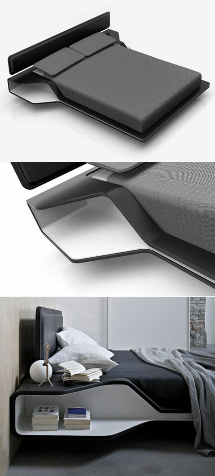 Le meilleur modèle de votre lit adulte design chic