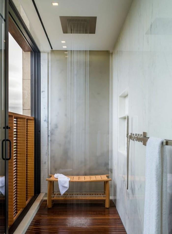 Comment cr er une salle de bain contemporaine 72 photos for Faience salle de bain contemporaine