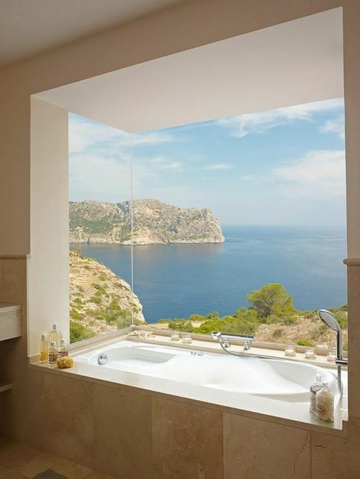 Comment cr er une salle de bain contemporaine 72 photos - Comment decorer sa salle de bain ...