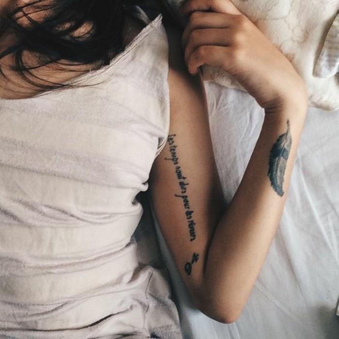 Le Meilleur Tatouage Minimaliste Trouvez Votre Modele