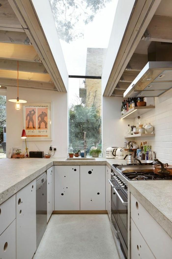 La cuisine avec verri re les conseils des sp cialistes for Petite verriere interieure