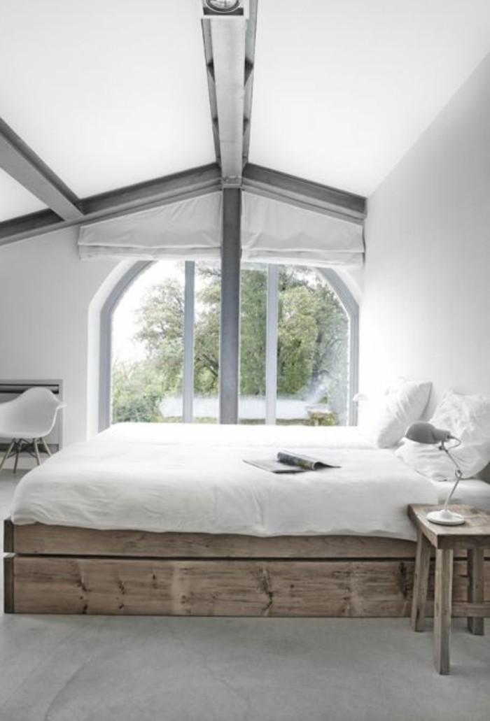 Le meilleur mod le de votre lit adulte design chic for Chambre a coucher sans fenetre