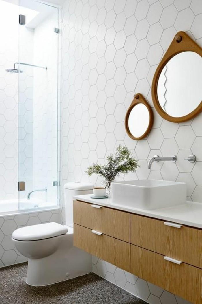 Comment cr er une salle de bain zen Mur salle de bain pas cher