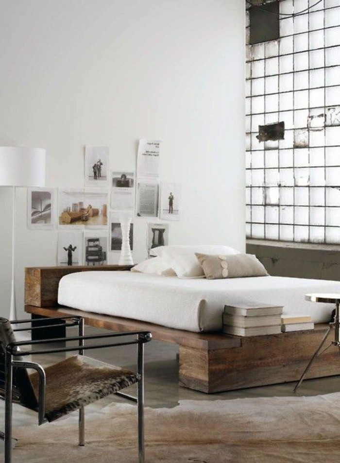le meilleur mod le de votre lit adulte design chic. Black Bedroom Furniture Sets. Home Design Ideas