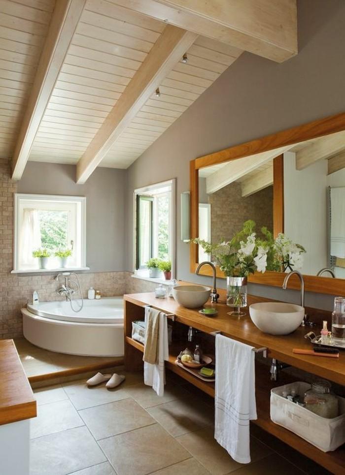 Comment cr er une salle de bain zen - Salle de bains originale ...
