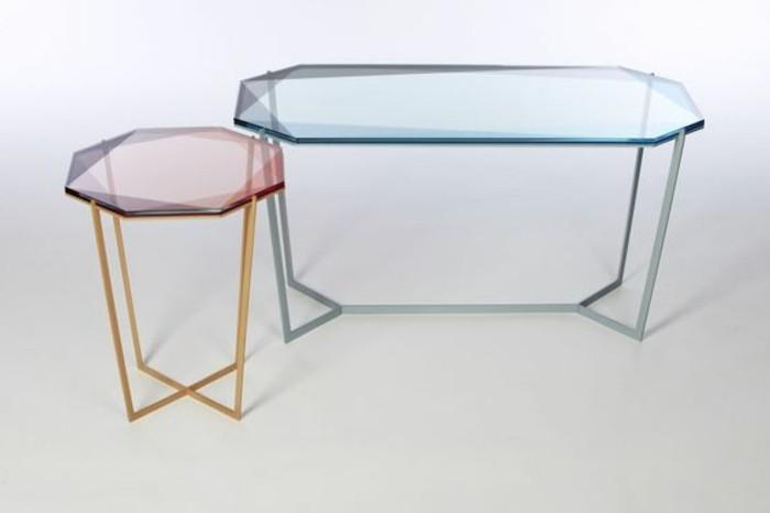 57 id es en photos o trouver votre petite table d 39 appoint - Petite table basse en verre ...