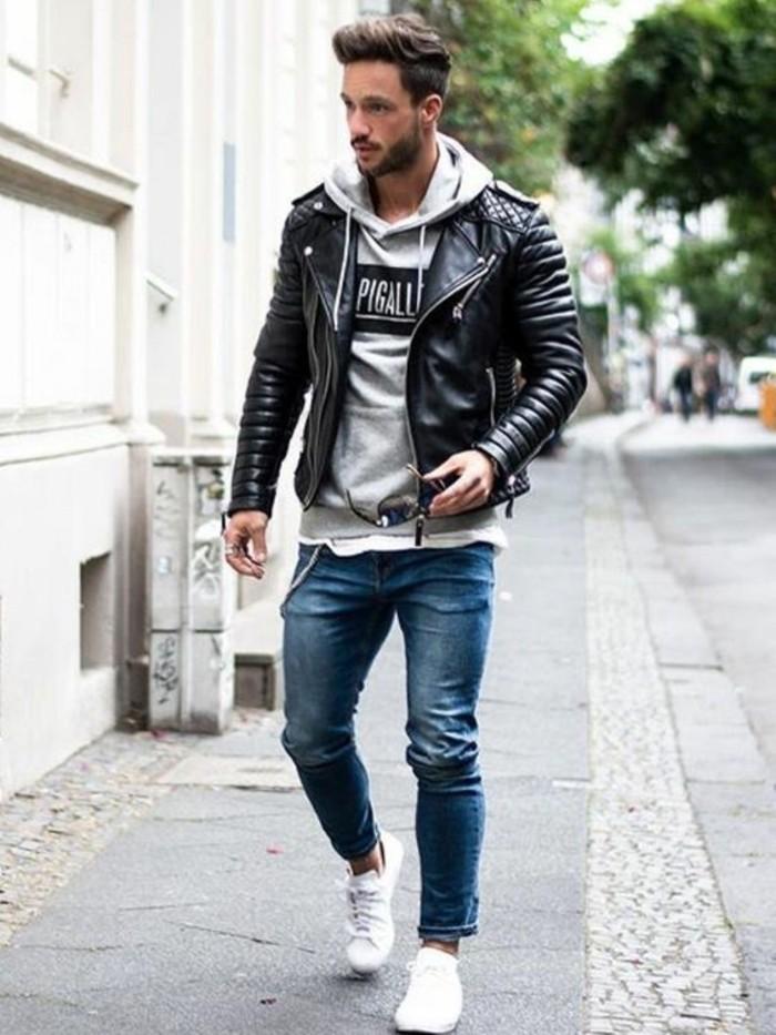 1-veste-homme-pas-cher-en-cuir-noir-tendances-mode-homme-2016