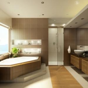 72 astuces en photos pour votre salle de bain contemporaine!
