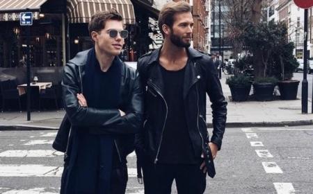 Trouvez votre modèle de veste en cuir homme!