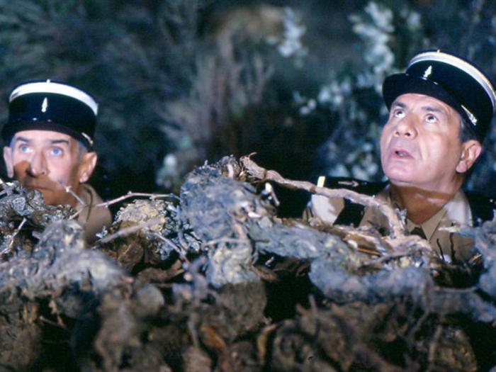 Le-gendarme-et-les-extraterrestres-la-comédie-française
