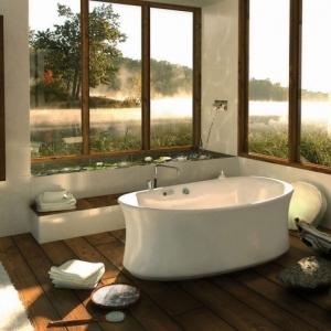Comment créer une salle de bain Zen. Nos astuces en photos!