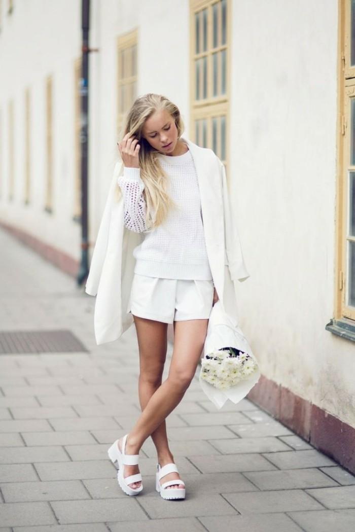 beauté-chaussure-blanches-idée-tenue