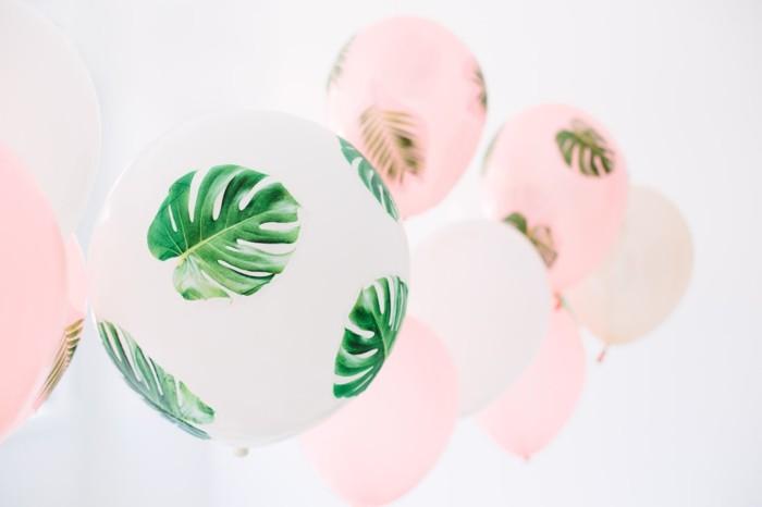 beaux-arbres-feuillus-feuille-herbier-diy-décoration-les-ballons-décorées