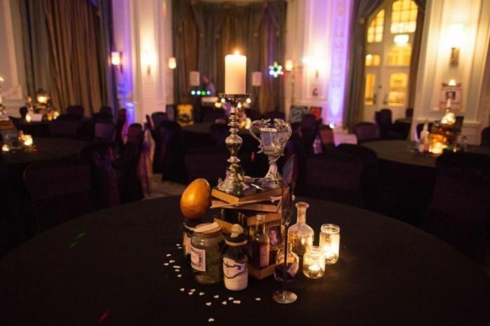 belle-decoration-mariage-château-de-poudlard-une-idée