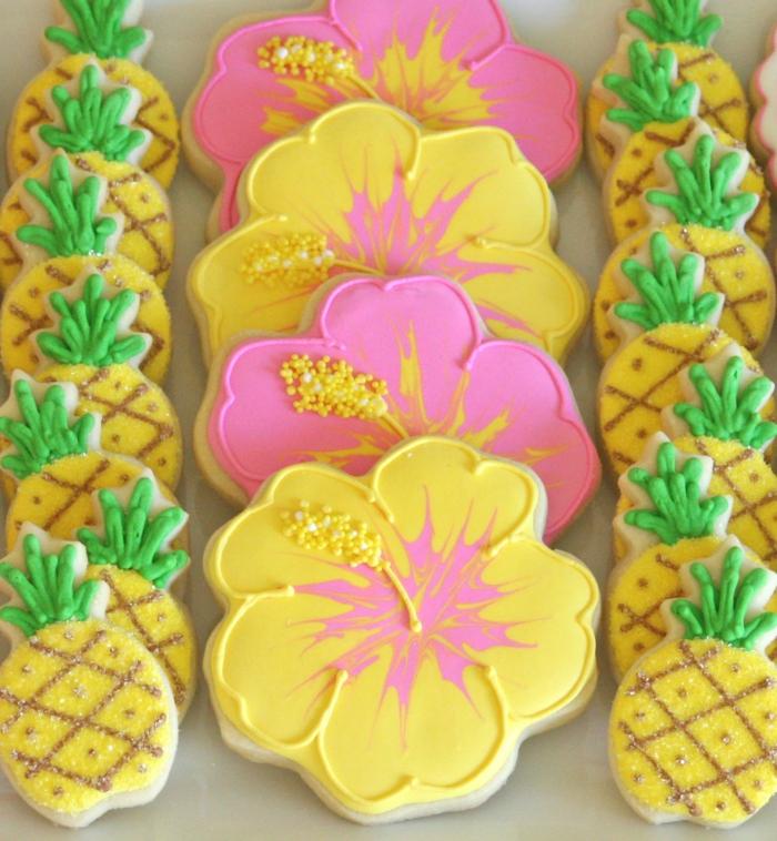 belle-idée-décoration-comment-faire-des-biscuits-hawaii