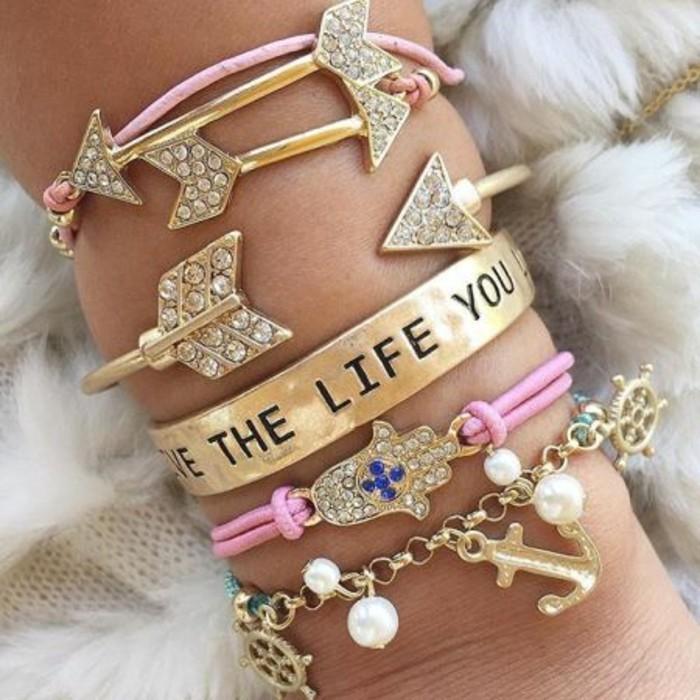 bijoux-tendance-bracelets-corde-rose-resized