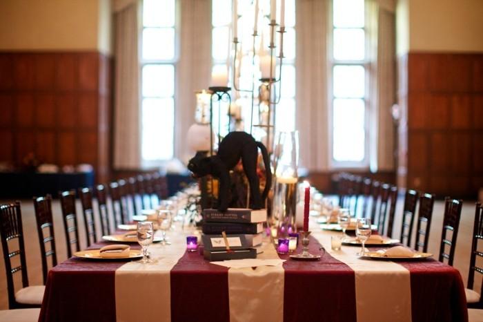 Votre mariage magique dans le château de Poudlard?