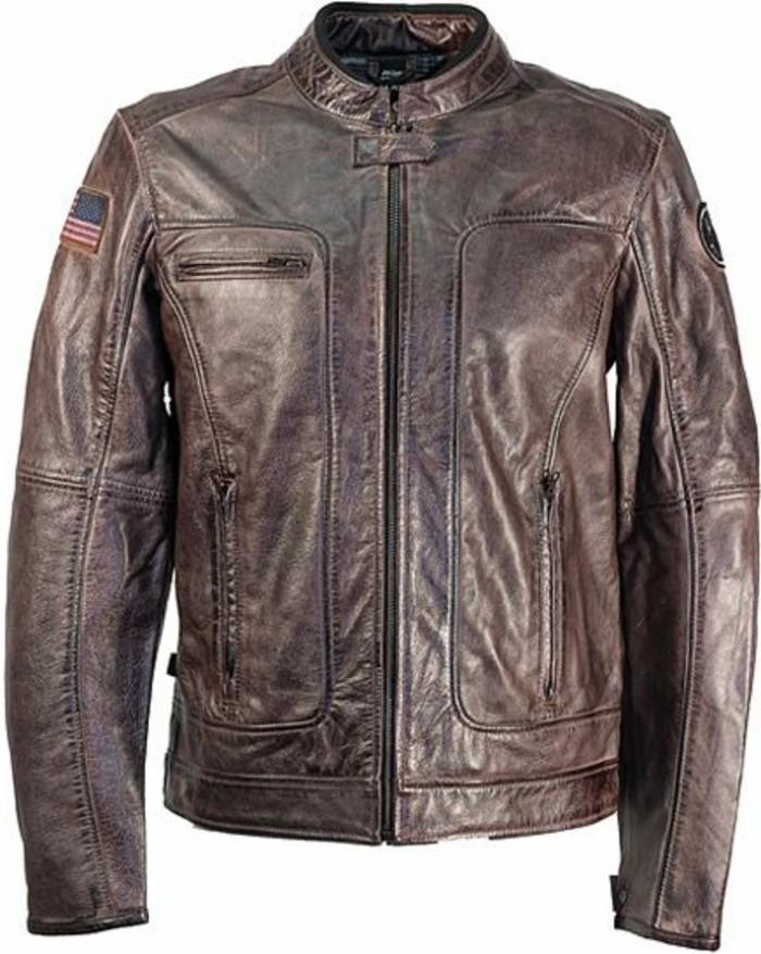 blouson-aviateur-homme-pas-cher-en-cuir-marron-tendance-mode-homme-2016