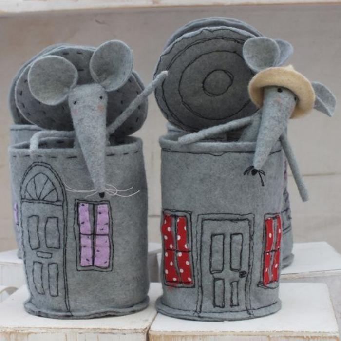 boîte-de-conserve-idée-déco-superbe-souris-dans-leurs-boîtes