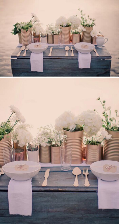 boîte-de-conserve-mariages-rustiques-et-déco-avec-objets-recyclés