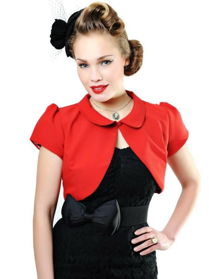 bolero-femme-rouge-look-poupee-glam-annees-soixante-resized