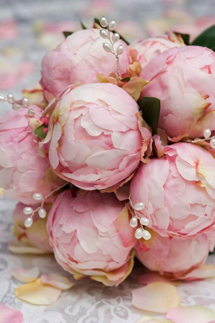 bouquet-de-pivoines-fantastique-pivoine-rose-avant-de-s'éclore
