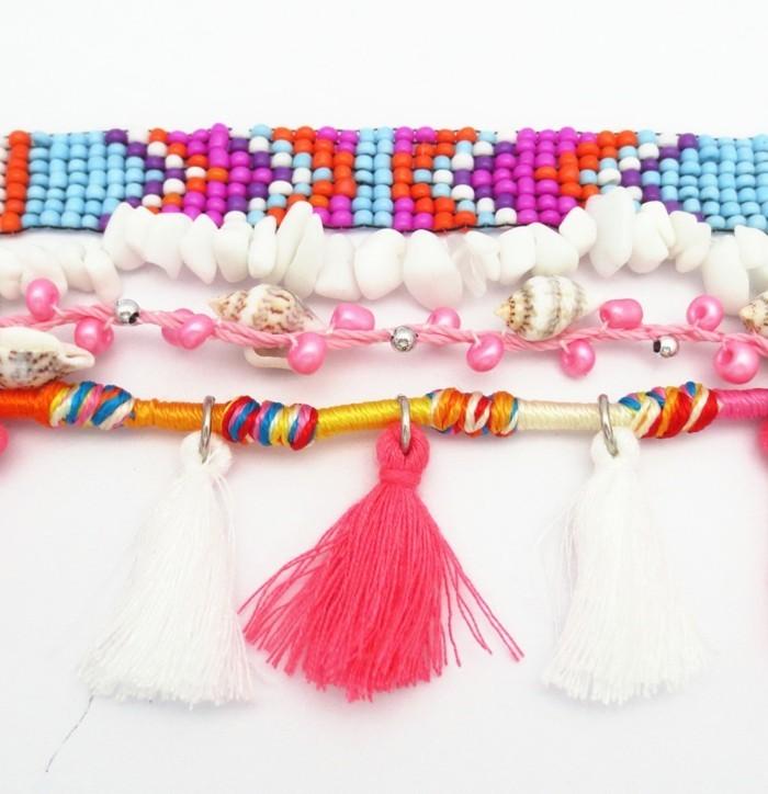 Bracelet scoubidou comment faire - Comment faire les bracelet elastique ...