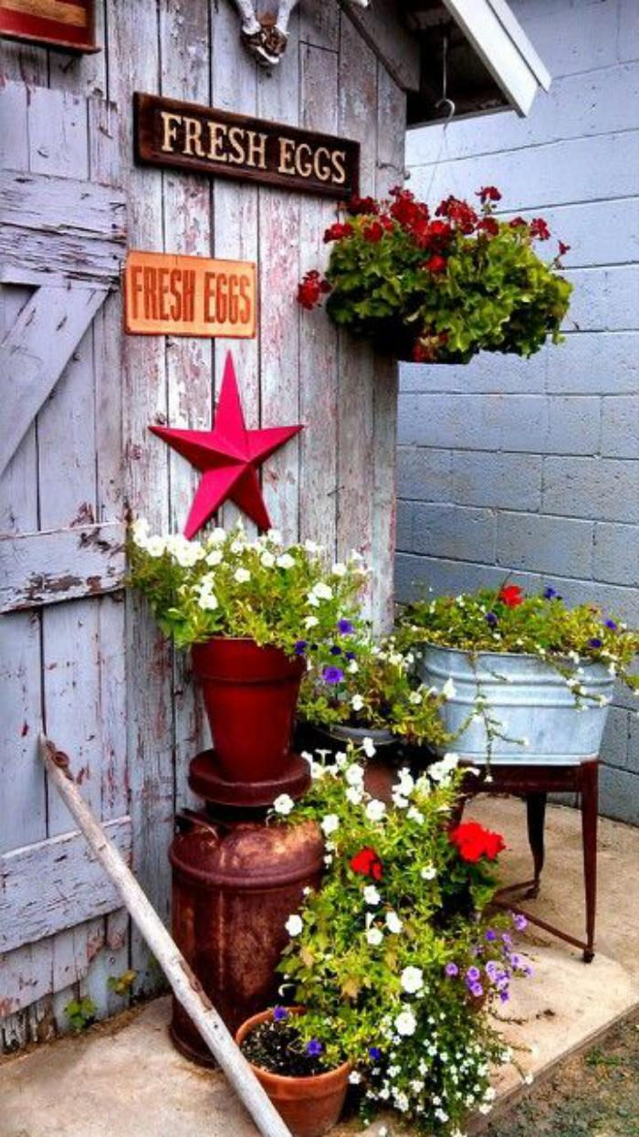cabanon-de-jardin-comment-décorer-son-jardin