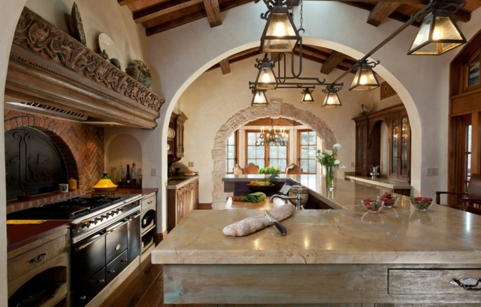 D Coration Salon Style Colonial