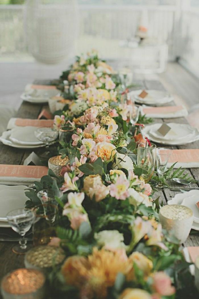 centre-de-table-mariage-deco-de-table-pas-cher-en-bois-brut-idee-deco-table