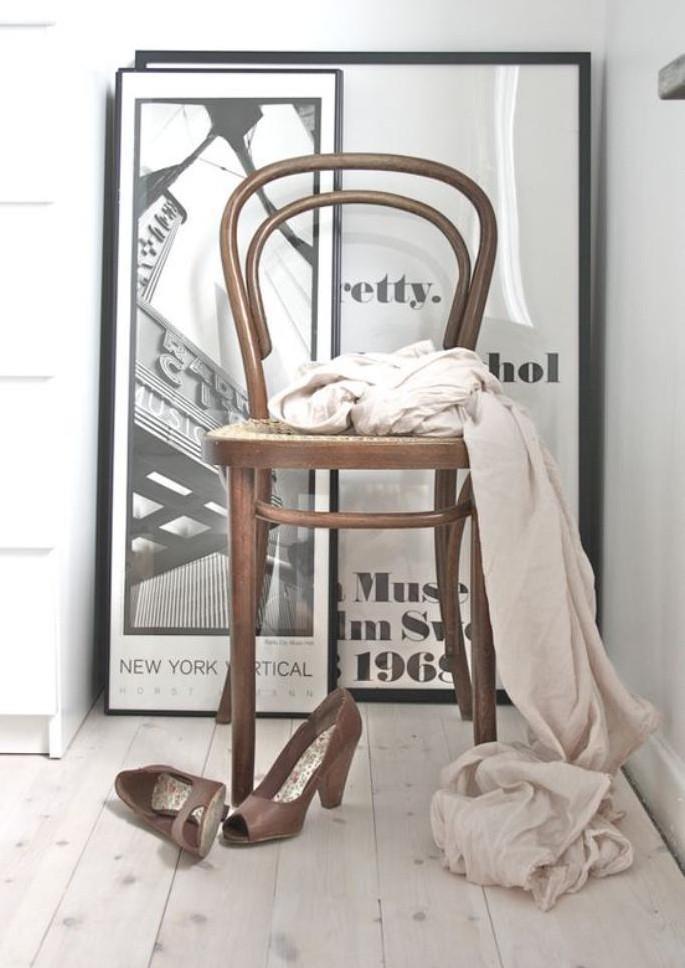 chaise-thonet-décor-harmonieux-avec-la-chaise-icônique