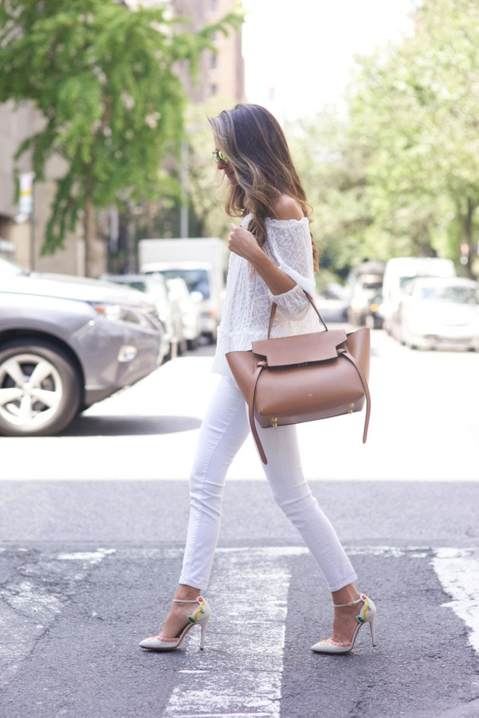 chaussure-blanche-chaussures-blanche-la-rue
